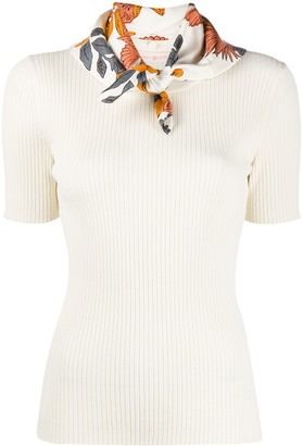 Tory Burch Knitted Top