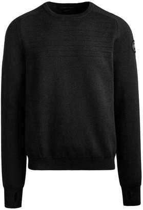 Canada Goose Conway Merino Wool Crewneck Sweater