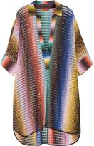 Missoni Mare Crochet-knit Tunic