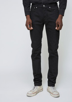 A.P.C. Noir Petit Standard Washed Stretch Jean