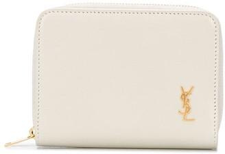 Saint Laurent tiny Monogram compact wallet