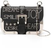 RED Valentino gold-tone studded shoulder bag