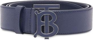Burberry Monogram Motif Grainy Belt