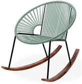 Mexa Ixtapa Rocking Chair - Olive Green