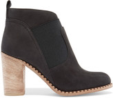 Marc by Marc Jacobs Nubuck ankle boots
