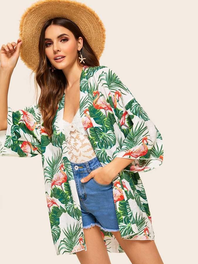 6bad891f0e Jungle Print Bathing Suit - ShopStyle
