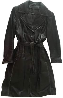 Fratelli Rossetti Black Leather Coats