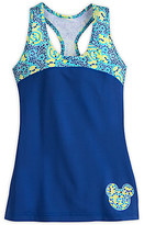 Disney Mickey Mouse Mosaic Performance Tank Top for Women