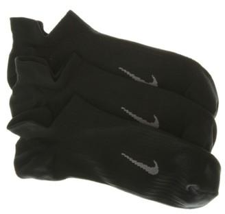 Nike Performance Lightweight Women's No Show Socks - 3 Pack