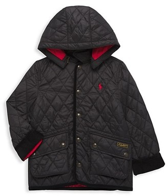 Ralph Lauren Little Boy's & Boy's Solid Penny Kempton Jacket
