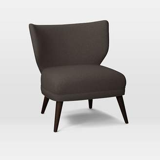west elm Retro Wing Chair - Dorset