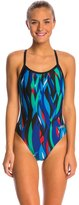 Arena Women's Calla Challenge Back One Piece Swimsuit 8147785