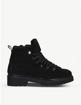 Carvela Stork suedette ankle boots