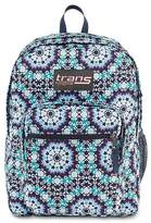 """JanSport Trans By 17"""" SuperMax Backpack - Navy Blue"""