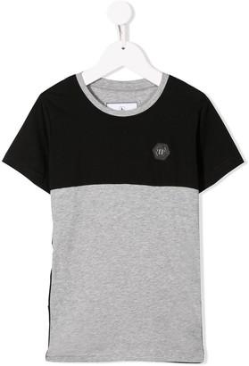 Philipp Plein Junior statement T-shirt