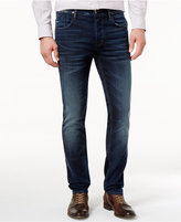 Hudson Sartor Men's Sartor Slouchy Skinny-Fit Salt Water Wash Jeans