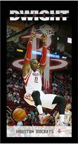 "Steiner Sports Houston Rockets Dwight Howard 10"" x 20"" Player Profile Wall Art"