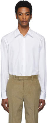 Maison Margiela White Cotton Shirt