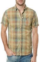 Buffalo David Bitton Savilica Plaid Shirt