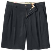 Tommy Bahama Men's Big & Tall 'St. Thomas' Pleated Shorts