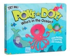 Melissa & Doug Poke-a-Dot - Who's in the Ocean