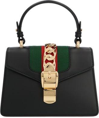 Gucci Sylvie Mini Tote Bag