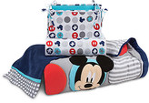 Disney Mickey Mouse Best Buddies Crib Bedding Set