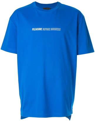Off Duty 'Pleasure Before Business' T-shirt