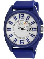 Crayo Sunset Collection CRACR3305 Unisex Watch with Silicone Strap