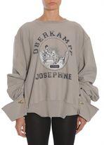Maison Margiela Oberkampf Josephine Print Sweatshirt