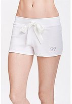 Betsey Johnson Blue by Baby Terry Bridal Sleep Shorts