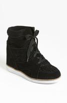 'Venice-Hi' Wedge Sneaker