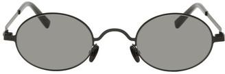 Maison Margiela Black Mykita Edition MMCRAFT005 Sunglasses