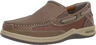 Margaritaville Men's Anchor Slip On Boat Shoe