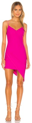 superdown Thalia Asymmetric Dress