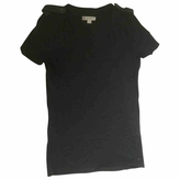 Burberry Cool tshirt with detachable leather details