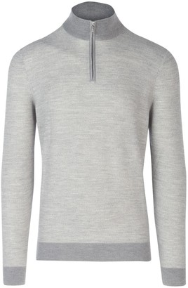 Loro Piana Half Zipped Sweater
