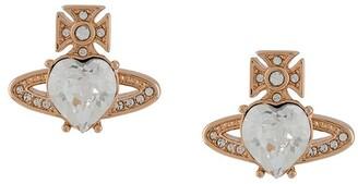 Vivienne Westwood Ariella cubic zirconia earring
