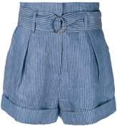 Mara Hoffman belted shorts