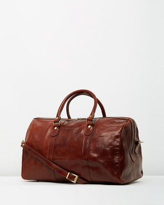 Republic of Florence - Men's Brown Weekender - Beltrami Weekender - Size One Size at The Iconic
