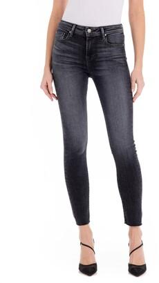 Fidelity Sola Raw Hem Skinny Jeans