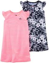 Carter's Girls 4-14 2-pk. Night Gown Set