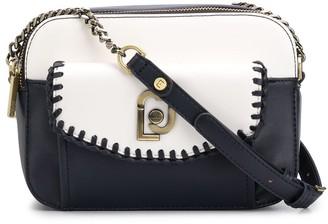 Liu Jo Color-Block Shoulder Bag