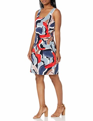 Nic+Zoe Women's Petite Americana Dress