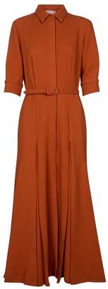 Gabriela Hearst Jeanne wool shirt dress