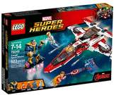 Lego ; Super Heroes Avenjet Space Mission 76049