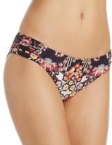 Becca by Rebecca Virtue Havana Tab American Bikini Bottom