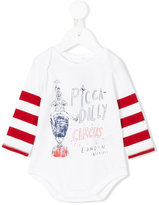 Burberry circus print longsleeved body