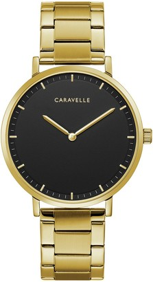 Caravelle by Bulova Men's Goldtone Stainless Watch