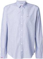 Sun 68 polka dot shirt